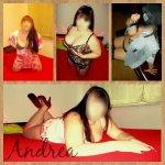 Perverzní masérka Andrea