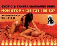Nejlepší erotické masáže Brno