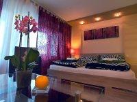 Luxusní apartmány ve Švýcarsku