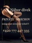 Priváty Mnichov-2000 eur týdně